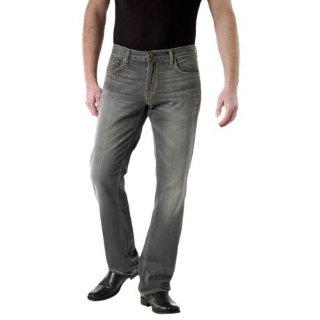 Agave Denim Gringo Redding Vintage Grey Jeans - Supima® Cotton, Classic Fit (For Men)