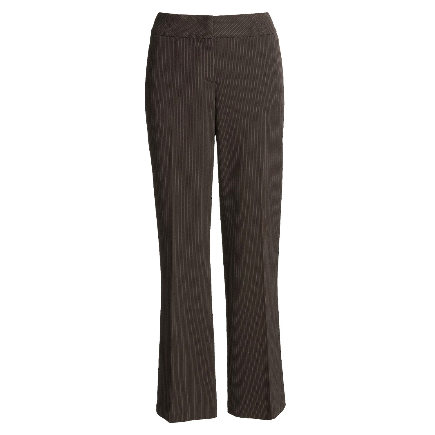 Striped Dress Pants For