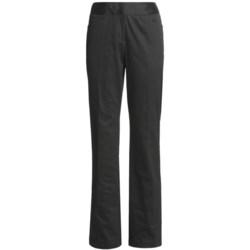 Tribal Sportswear Pinstripe Pants (For Women)