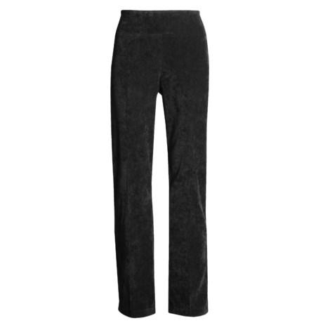 Tribal Sportswear Stretch Moleskin Pants - Pull-On (For Women)