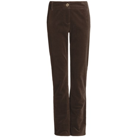 Tribal Sportswear Skinny Leg Pants - Stretch Corduroy (For Women)