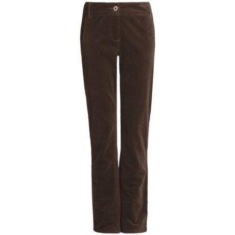 Tribal Sportswear Skinny Leg Pants - Stretch Corduroy (For Women)