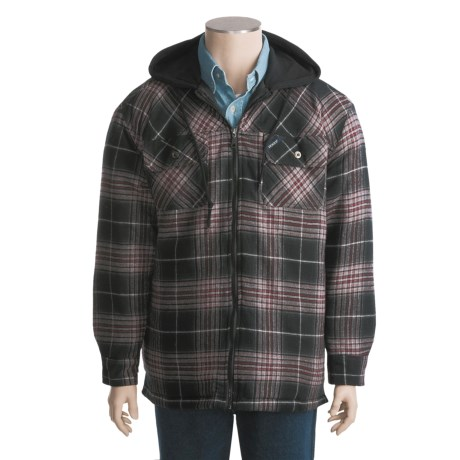 Dickies Cotton Flannel Jacket - Insulated (For Men)