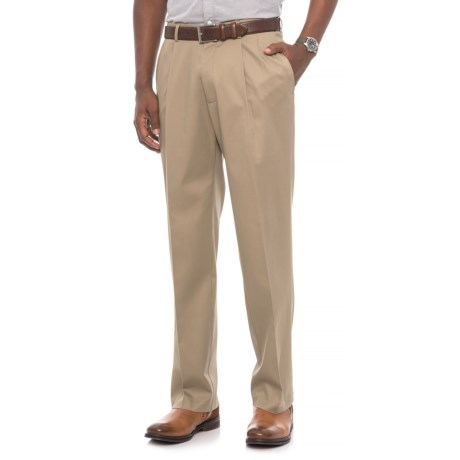 Specially made Classic Fit Pleated Front Pants (For Men)