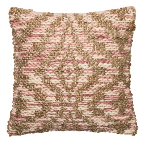 Loloi Dhurri Decor Pillow - 18x18""