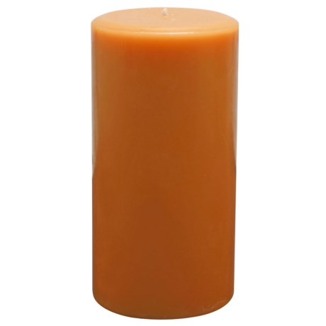 Northern Lights Unfragranced Pillar Candle - 3x6""