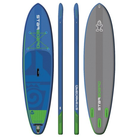 """Starboard Drive Zen Inflatable Stand-Up Paddle Board - 10'5""""x2'6"""""""