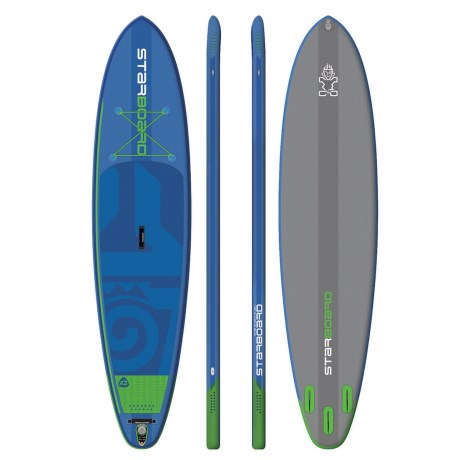 """Starboard Atlas Zen Inflatable Stand-Up Paddle Board - 12'x2'9"""""""