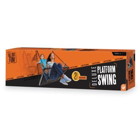 MindWare Deluxe Platform Swing