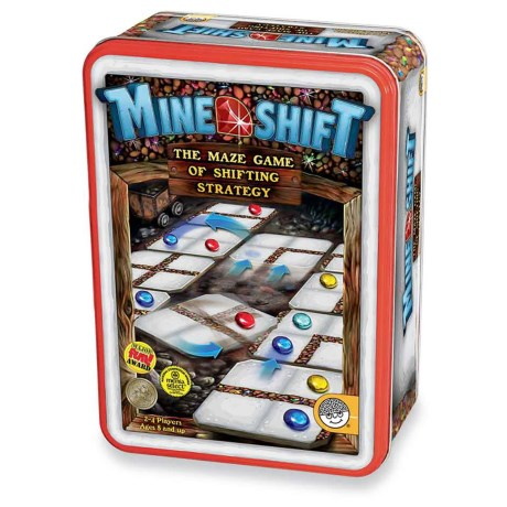 MindWare Games Mine Shift Game