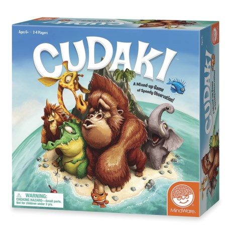 Mindware Games MindWare Games Cudaki Board Game