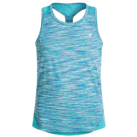 Champion Swing Tank Top - 5-Color Space-Dye (For Big Girls)