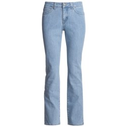 Miraclebody Katie Classic Pocket Mid Rise Straight Leg Jean (For Women)