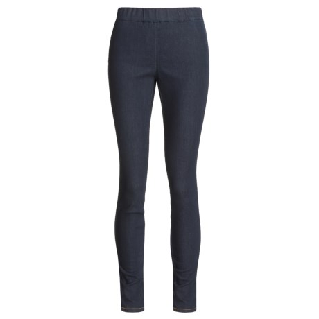 Miraclebody Denim Mid-Rise Leggings (For Women)