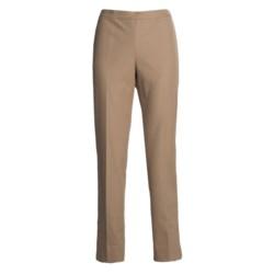 Lafayette 148 New York Jodhpur Cloth Ankle Pants - Stretch Cotton (For Women)