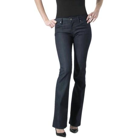 Agave Nectar Mariposa Boneyard Flex Jeans - Relaxed Fit, Straight Cut (For Women)