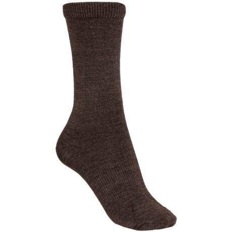 Goodhew Skinny Minnie Socks - Merino Wool, Crew (For Women)