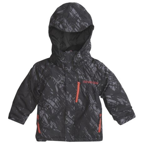 Marker Prince Ski Jacket - Insulated (For Little Boys)