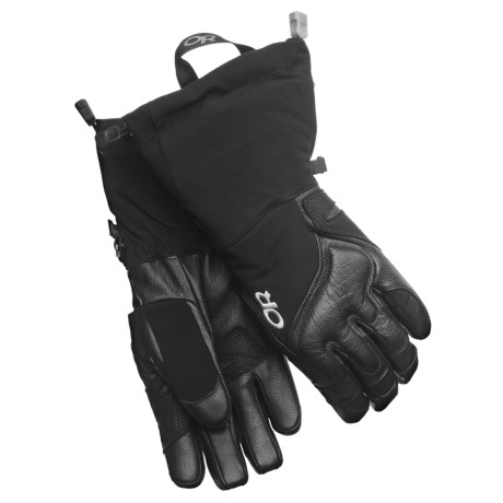 Outdoor Research Crossline Gloves - Removable Insulated Liner (For Women)