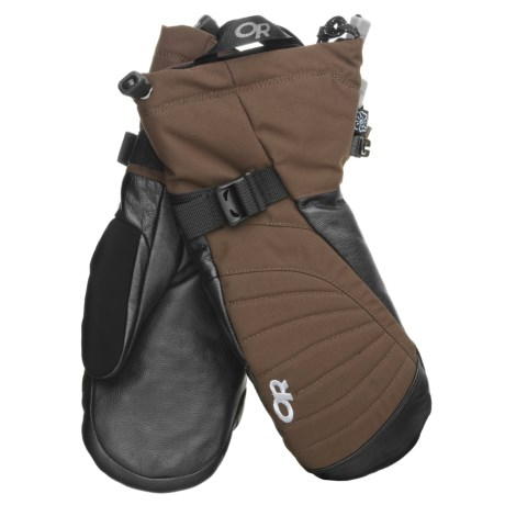 Outdoor Research Revolution Mittens - Waterproof, Insulated (For Women)