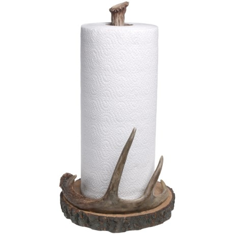 Big Sky Carvers Paper Towel Holder - Faux Antler