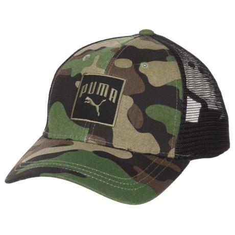 Puma Evercat Abbott Trucker Hat (For Men)