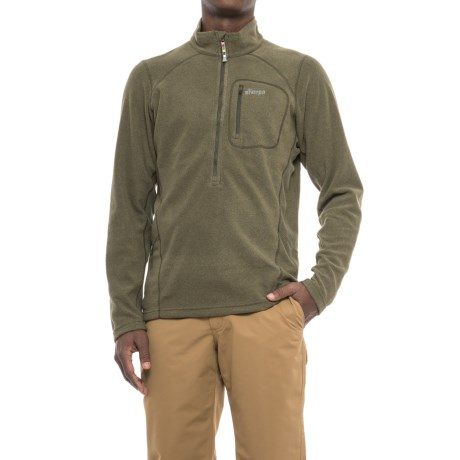 Sherpa Adventure Gear Karma Zip Neck, Long Sleeve (For Men)