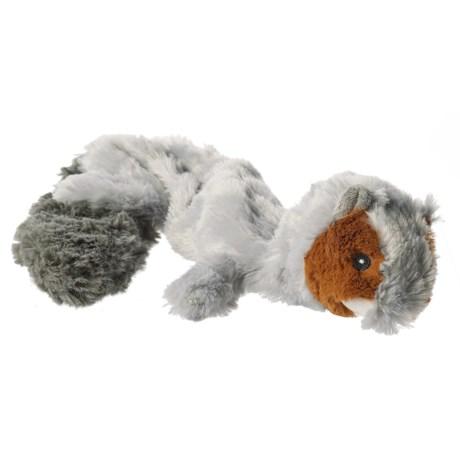 Aussie Naturals Lobbie Squirrel Dog Toy - Squirrel
