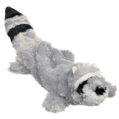 ABO Gear Stuffless Lobbie Raccoon Dog Toy