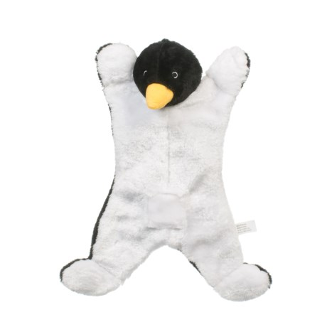 ABO Gear Biggie Penguin Dog Toy - Stuffing Free