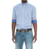 Panhandle Rough Stock BD Herringbone Shirt - Long Sleeve (For Men)