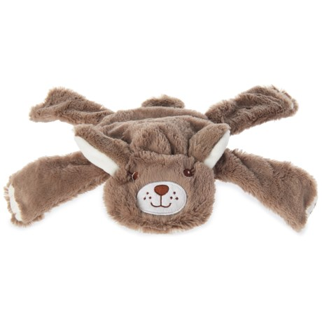 Animal Planet Stuffing-Free Bunny Dog Toy - Squeaker