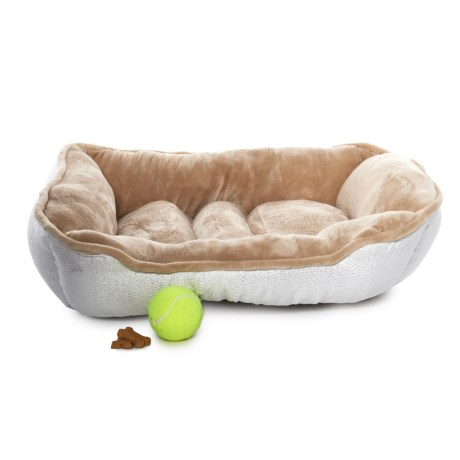 Beatrice Home Fashions Mystic Cuddler Dog Bed - 24x20""