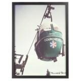 """Luxe West Fairchild Paris Vintage Gondola Print - 17x23"""""""