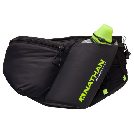 Nathan IceStorm Insulated Hydration Waist Pack with Water Bottle