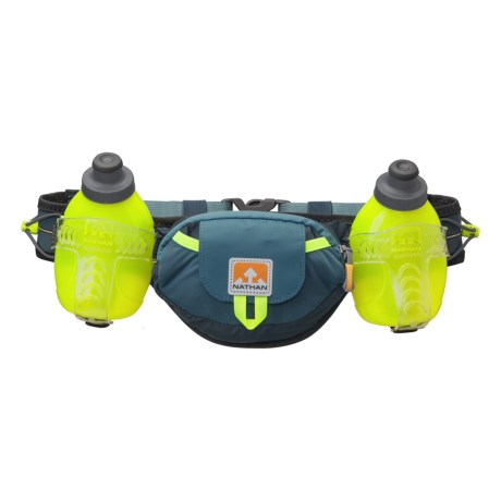 Nathan Trail Mix Plus Hydration Belt with Water Bottles