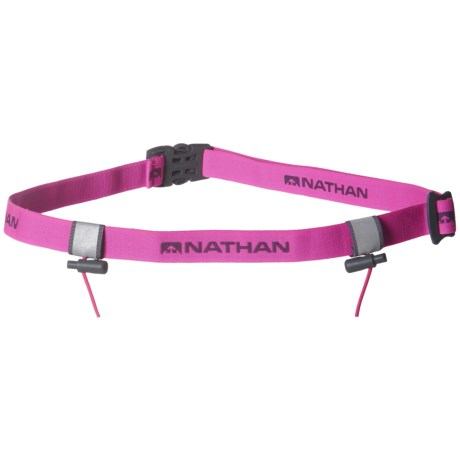 Nathan Race Number Belt (For Men and Women)