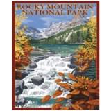 "Portfolio Arts Group Rocky Mountain National Park Rapids Print - 16x20"""