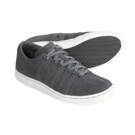 K-Swiss The Classic Leather Shoes (For Men)
