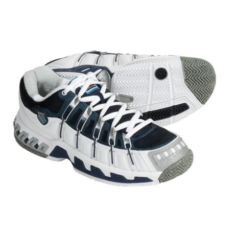 K-Swiss Stabilor Tennis Shoes - Mesh (For Men)