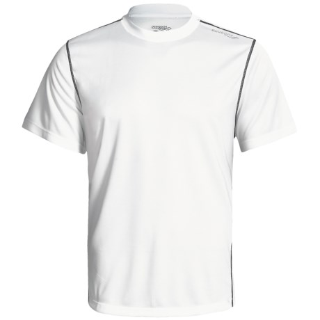 Saucony Transit Shirt - UPF 45+, Short Sleeve (For Men)