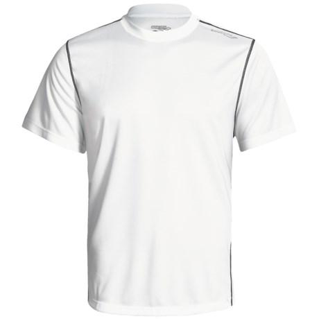 Saucony Transit Shirt - UPF 45+, Short Sleeve (For Men)