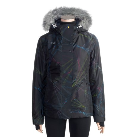 Lole Megan Jacket - Waterproof, Removable Hood (For Women)
