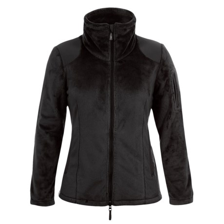 Lole Snug Jacket - Polar Fleece (For Women)