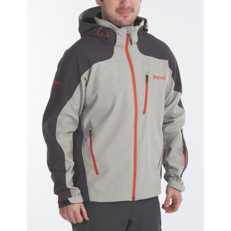 Marmot Vertical Jacket - Soft Shell (For Men)