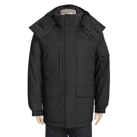 Marmot Yukon Down Parka - 650 Fill Power (For Big Men)