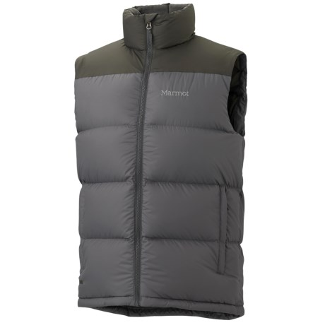 Marmot Guides Down Vest - 600 Fill Power (For Men)