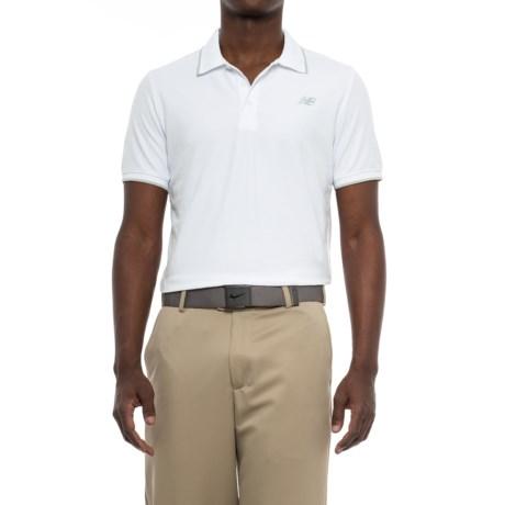 New Balance Challenger Classic Polo - Short Sleeve (For Men)