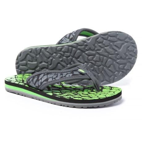 Jambu Crescent Flip-Flops (For Boys)
