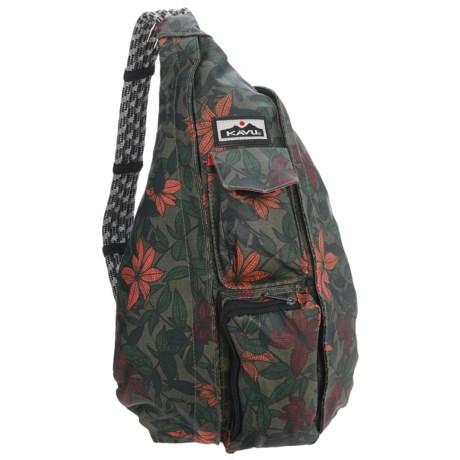 Kavu Ropette Sling Bag (For Women)